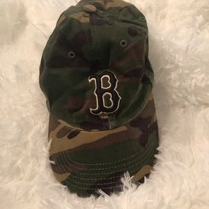 Accessories - red sox baseball cap